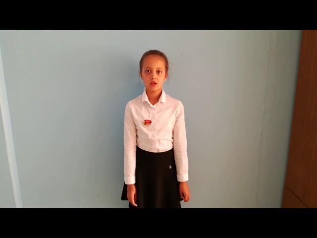 Изображение предпросмотра прочтения – ВикторияМилованова читает произведение «Детский ботинок» С.В.Михалкова