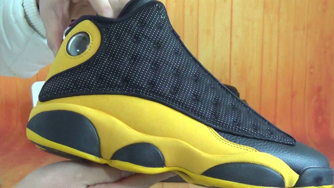 "05ff2543582 Authentic Air Jordan 13 PE ""Melo""HD Unboxing Review From authenticaj"