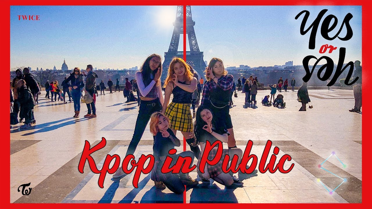 [KPOP IN PUBLIC CHALLENGE] TWICE (트와이스)