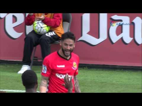 Resumen de Gimnàstic de Tarragona (4-4) Córdoba CF