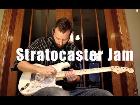 Fender American Stratocaster - Floating Tremolo