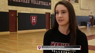 Women's Volleyball Feature: Coach for College