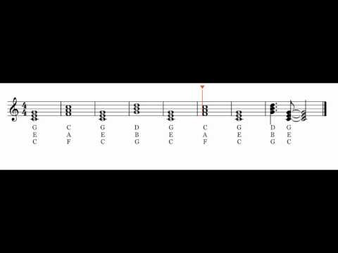 Lean On Me Chords Noteflight