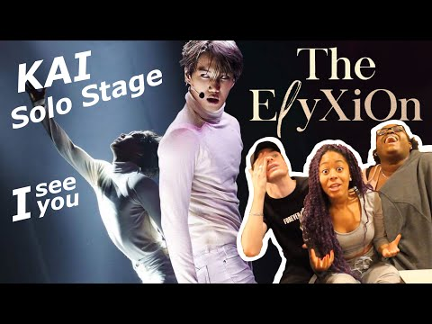 KAI SOLO I See You (Live at ElyXiOn) Reaction!