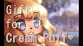 Cream Puff - Gift - Speed Edit