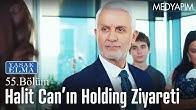 Halit Can'ın holding ziyareti - Yasak Elma 55. Bölüm