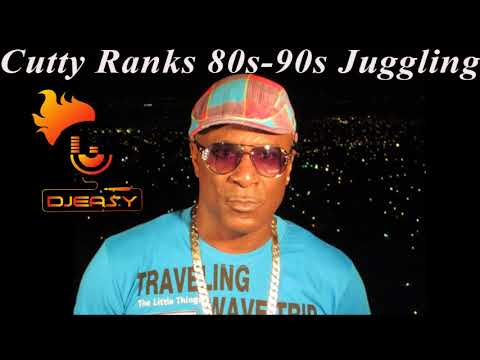 Cutty Ranks Best Of  80s - 90s Juggling Mix By Djeasy
