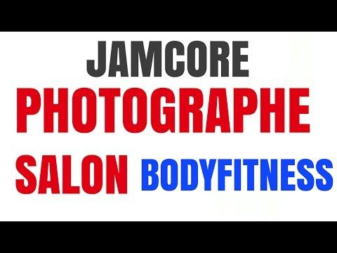 Photographe Sélectionner  pour le Salon de Bodyfitness 2017