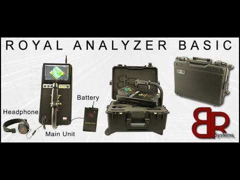 Royal Analyzer Basic Gold Detector
