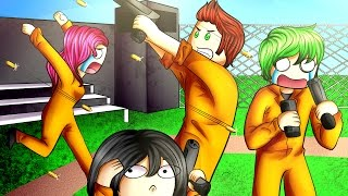 """PRISONERS """"DETERMINED"""" TO TAKE THE PRISION - Roblox (Prison Life)"""