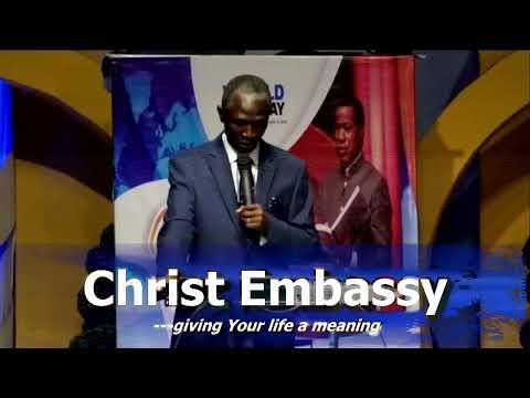 Christ Embassy Ajah Church Live Stream