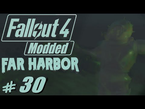 Fallout 4 Far Harbour modded #30 Diving into the past