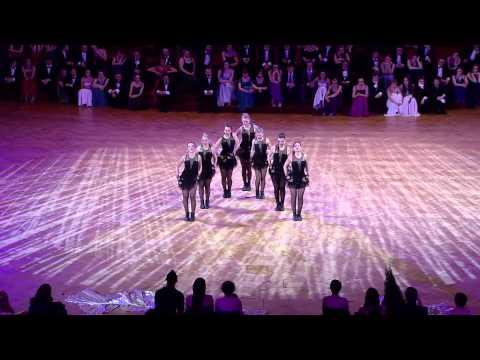 Dancer against Cancer 2014 - Black Diamonds