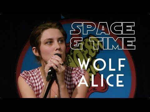 """Wolf Alice """"Space & Time"""" Live Performance Los Angeles, CA October 9, 2017"""