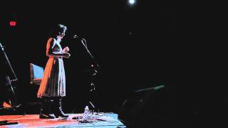 Tiger Darrow opens for Zoe Keating- Ten Again - Kessler Theater