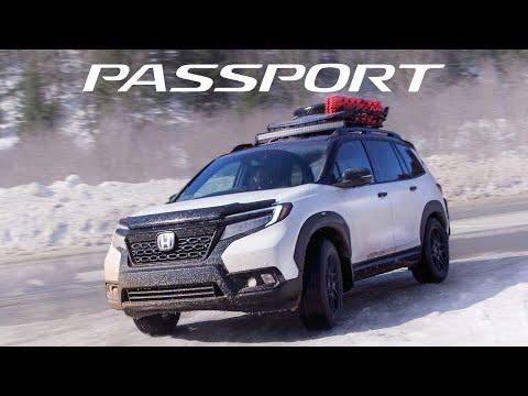 2019 Honda Passport Review - Honda's Best SUV