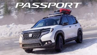 2019 Honda Passport Review - Honda's Best SUV