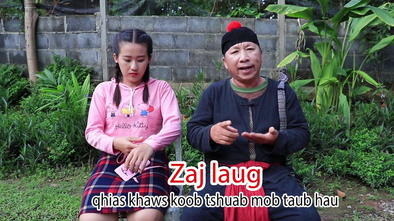 Download Zaj laug qhiakhaws koob tshuab mob taub hau