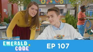Emerald Code - Emerald Code | Group Work – Part 1 | Season 1 Episode 7 | Get into STEM thumbnail