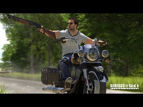 Serious Sam 4 - Teaser Trailer