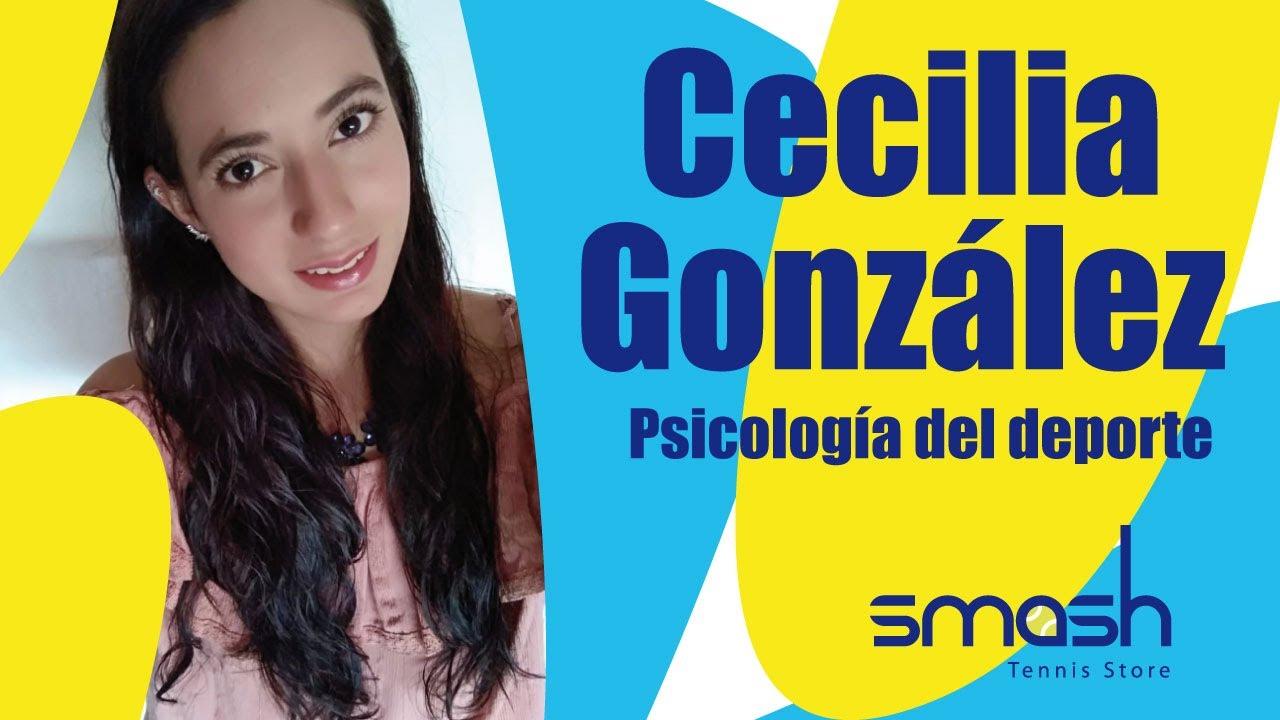 Cecilia González | Psicología del deporte | Smash Tennis