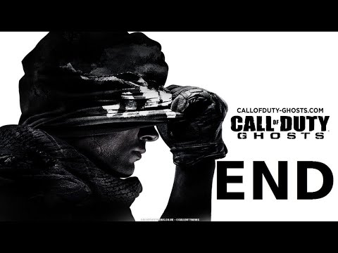 Call of Duty: Ghosts/ Ending /The Ghost Killer/part 18