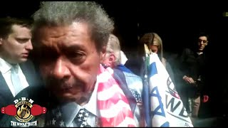 DON KING REACTS TO INTENSE CONFERENCE AND PREDICTS STIVERNE WILL KNOCKOUT WILDER thumbnail