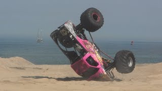 Mothers Day Monsters on the Beach:  Stone Crusher Freestyle