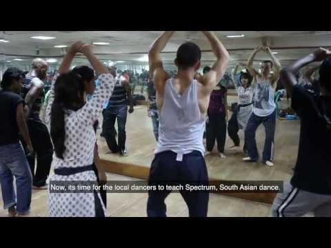 Contemporary American Dance in Bangladesh