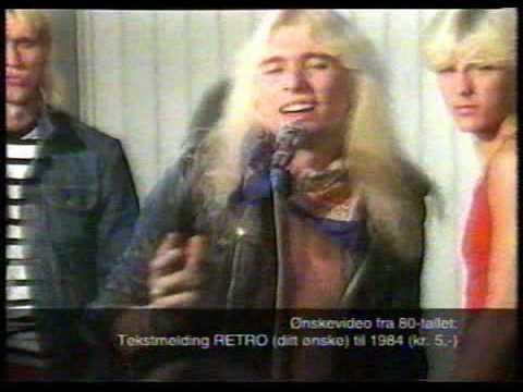 The Kids - Forelska I Lærer'n (Music Video).avi