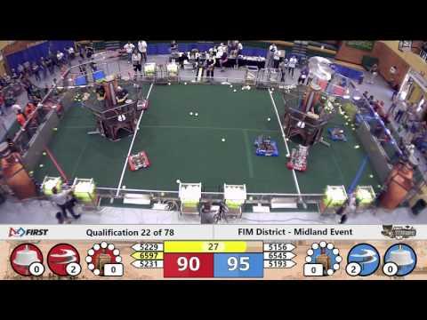 QM22 - 2017 Midland District Competition