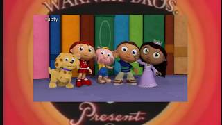 Super Why Merrie Melodies intro (2015) #1