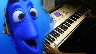 """Finding Dory/ Nemo OST - """"Nemo Egg"""" (Piano & Orchestra Cover) [Let"""