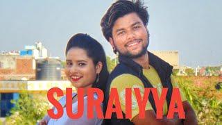 Suraiyya dance video | thugs of hindostan | dance cover |  choreography danish khan princy choudhary