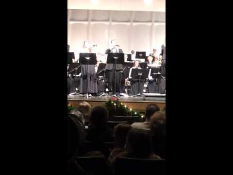 Reed Custer High School Concert band