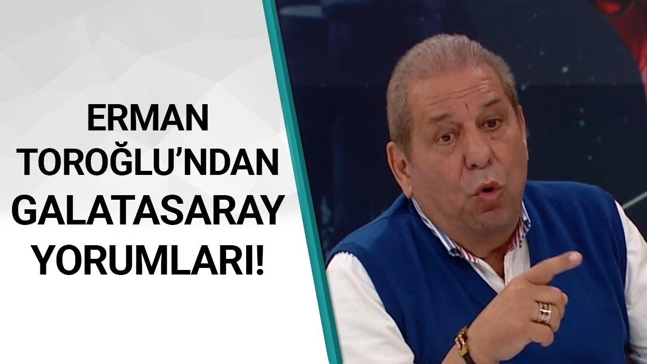 Galatasaray 3 - 0 Gençlerbirliği Erman Toroğlu Maç Sonu Yorumları! / A Spor