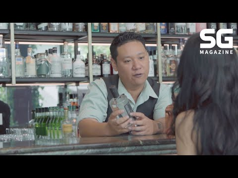 WATCH: The art of mixology with 7 local bartenders | SG