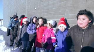 Christmas Song - Grade 4 - Chisasibi Elementary School