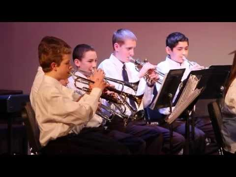 Twality Middle School 7th & 8th Grade Concert 2/17/2015