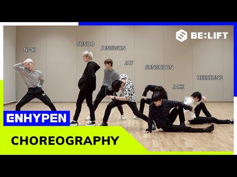 ENHYPEN (엔하이픈) 'FEVER' Dance Practice