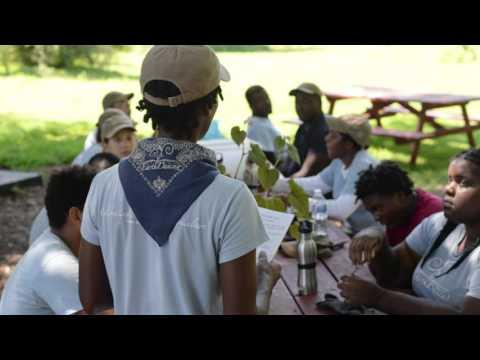 EarthDances Junior Farm Crew Audio Essay