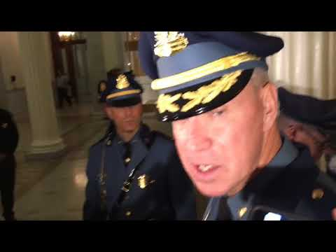 Massachusetts State Police Col. Richard McKeon releases statement following allegations that he censored police report