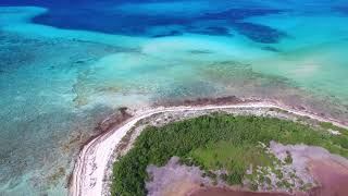 Cozumel Drone Video - Punta Sur Eco Park and Columbia Lagoon (4K)