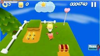 Angel in Danger,  3D Platform Game, Run and Jump, Videos Games for Children