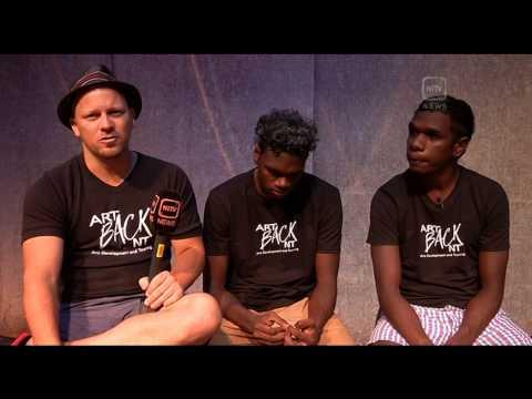 Chooky Dancers kick off new show