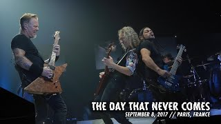 Metallica: The Day That Never Comes (Paris, France - Septemb...