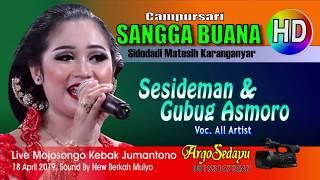 Campursari Sangga Buana (HD) Cokek SESIDEMAN Gubug Asmoro