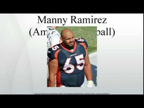 Manny Ramirez (American football)