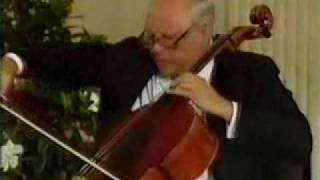 Rostropovich Shostakovich Cello Sonata Op. 40 Allegro