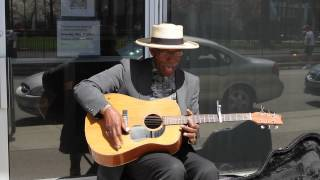 "Paul Miles ""The Blues Man"" -  Having some fun in Motown"